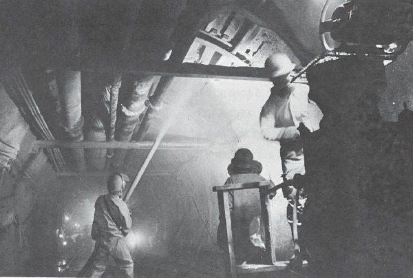 青函トンネル工事④